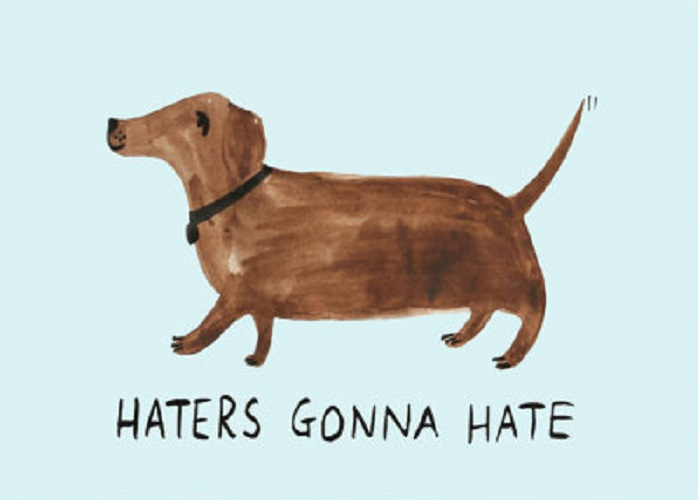 Laura Geen interview Haters gonna hate