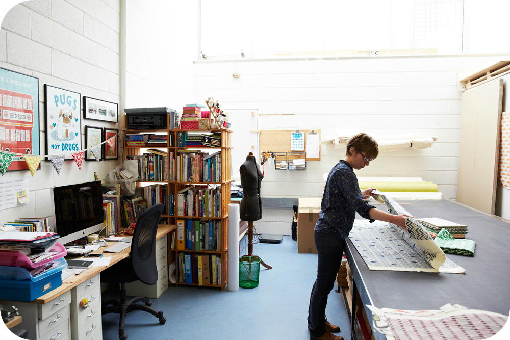 Sarah Waterhouse workspace MTM