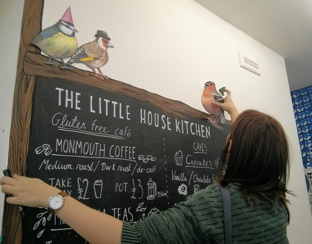 Alice Tams interview Birds in Hats Little House Kitchen