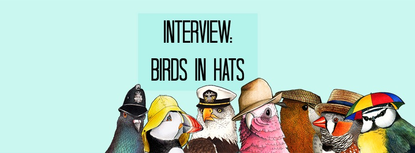 Birds in Hats cover photo